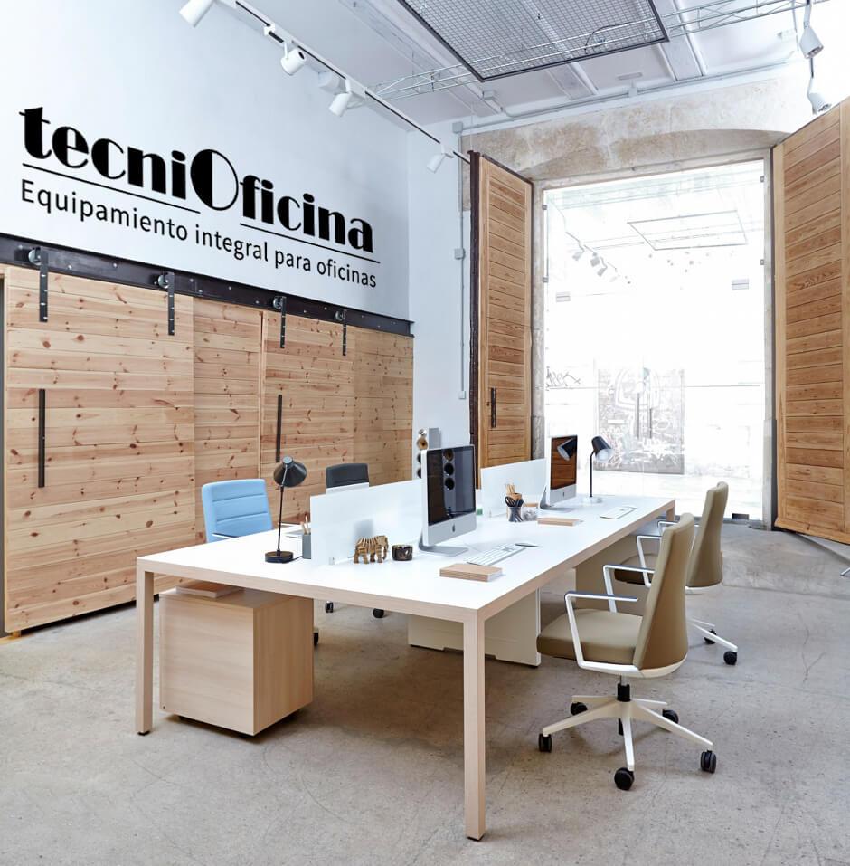 Mobiliario de oficina en elche - Tecnioficina