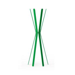 Perchero 6 Milano verde- tecniOficina
